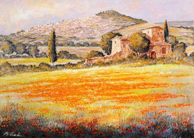 Primavera a Cortona